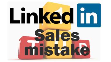 Ошибка на LinkedIn