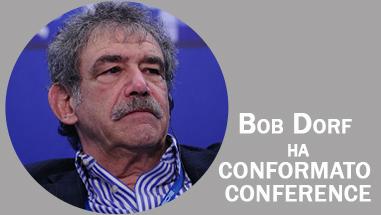Боб Дорф на конференции